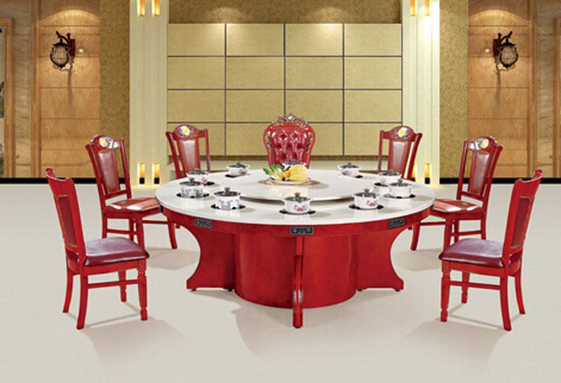 火锅中餐一体桌