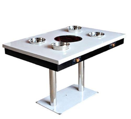 无烟火锅桌,相应国家低碳环保产品