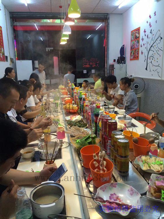如何成功管理一家自助火锅店?