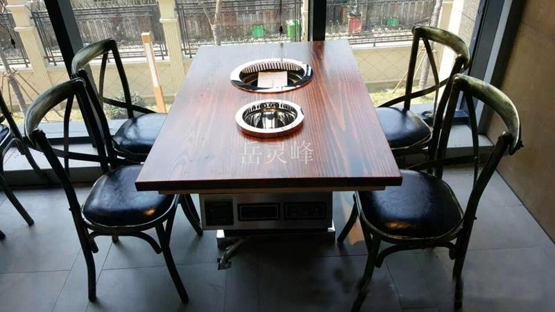 专业无烟火锅桌制造商,不会损坏火锅桌