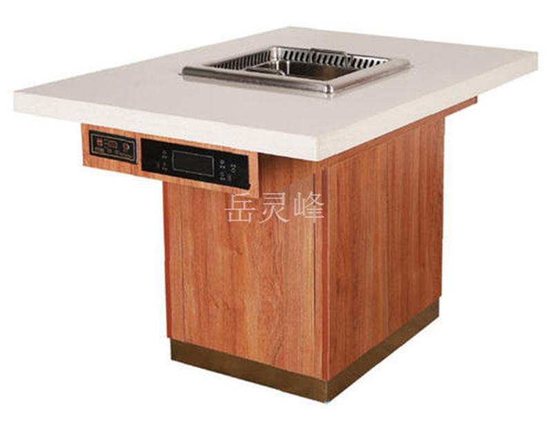 韩式无烟火锅的装修和桌椅的选择