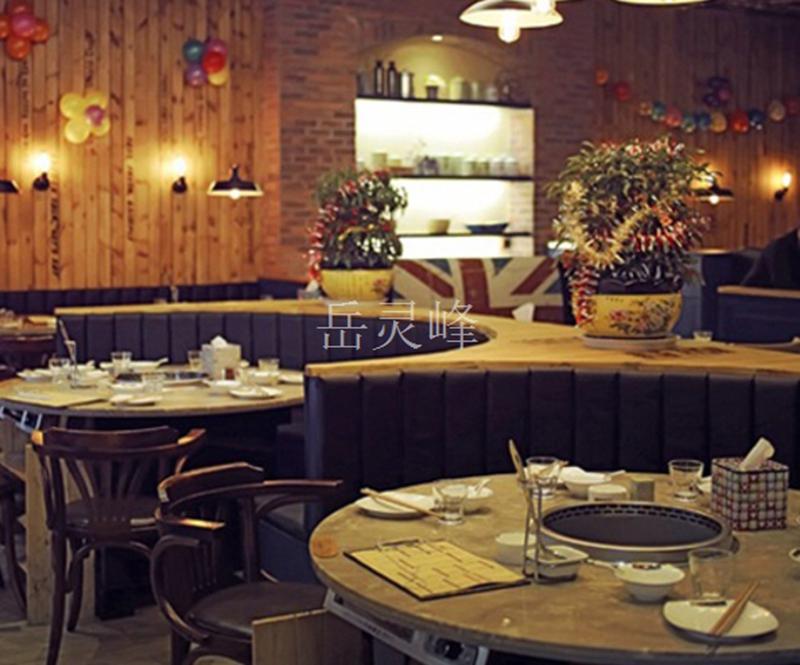 岚慧火锅桌椅的清洁和选择常识