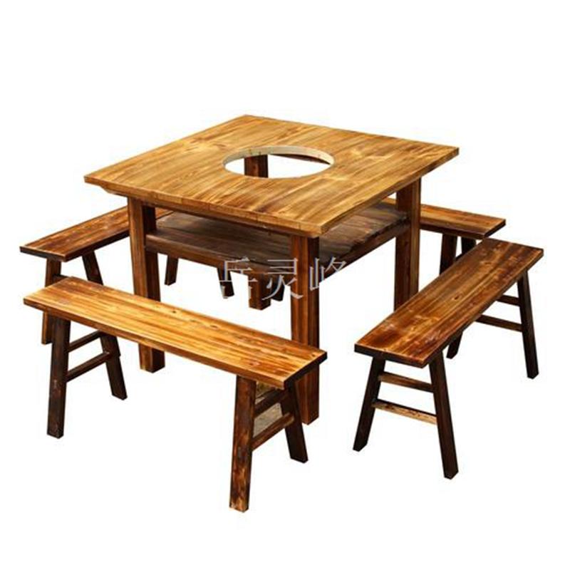 昆明无烟火锅桌椅订制加工厂和昆明无烟