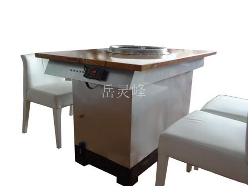 油烟黑烟净化器的桌面材质决定品质优劣