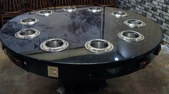 火锅烟净化器定制让你的店更具个性