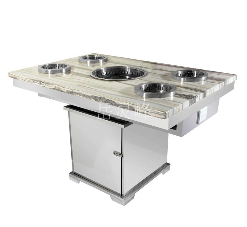如何挑选实木焊烟净化器设备价格桌