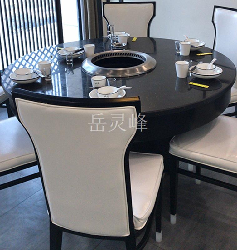 聚福海鲜无烟火锅桌定做在市场为什么那